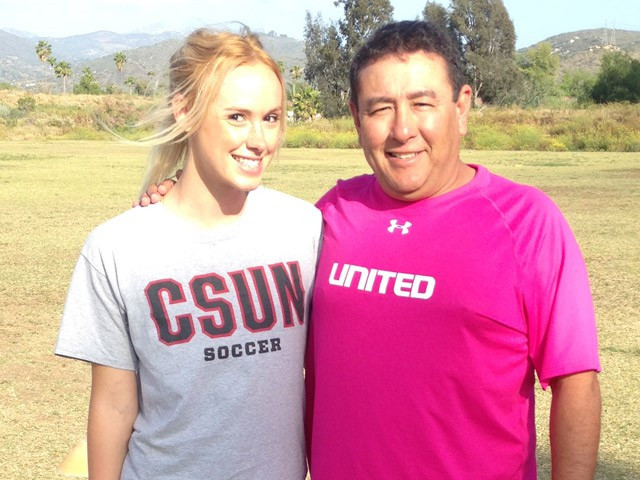 United's Karlyn Ironside signs with CSUN!