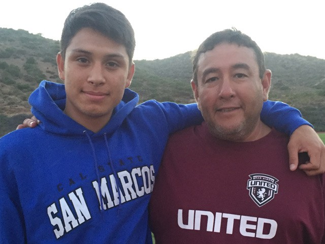 United's Richard Flores to play at CSU San Marcos!