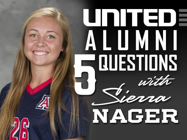 Sierra Nager - 5 Questions